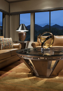 Scottsdale Home Tables